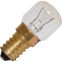 Lampe Ampoule de four lumineux 15W E 14230V jusqu'à 300°