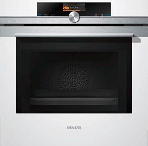 Siemens hm676g0W1iQ700Four électrique/67l/micro-ondes intégrée/Blanc