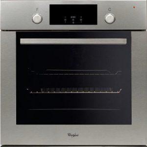 Whirlpool AKP 134IX–Four (électrique, Convection, clignotants, décongélation, grille, intégré, acier inoxydable, boutons, pouvoir)