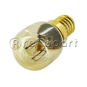 Reliapart pygmée ampoule lampe pour Neff four (lot de 2, 15W, ses, E14)