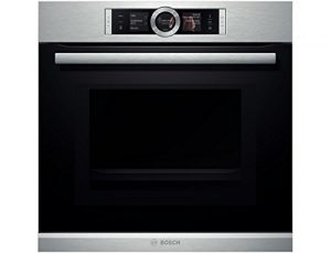 Bosch HNG6764S1 – Ovens (Large, Built-in, Electric, Black, Stainless Steel, Touch, Electronic)