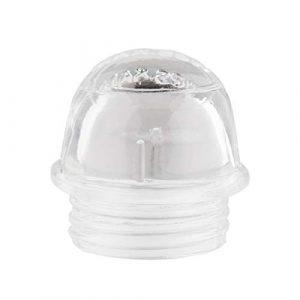Couvercle en verre pour ampoule de four, convient à de nombreux fours tels que Bosch, Baumatic, Smeg, Belling, Cannon, Caple, Cuisina, Creda, Homark et plus, Diamètre du fil 33mm, Hauteur totale 40mm