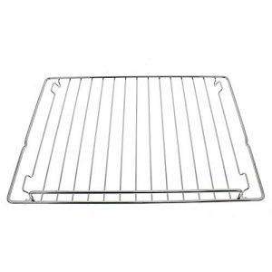 Find A Grille de grille de rechange 460 mm x 355 mm pour four Smeg A2-8 A2BL-8 A2D-8 A2PY-8
