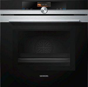 Siemens hm676g0s1Four électrique/67l/micro-ondes intégrée/Acier inoxydable