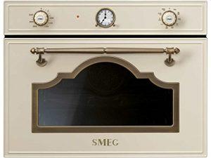 Smeg sf4750mcpo micro-ondes/1000W