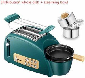 Grille-pain, multi-fonction Grille-pain, Toast-maison, du Omelette, étuvé vaisselle, étuvé Bowl, lxhff favori des jeunes KaiKai