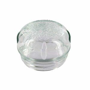 Zinc Products Coque en verre de rechange pour ampoule de four Bosch Neff Siemens
