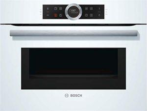 Bosch CMG633BS1série 8Four à micro-ondes 1000W Weiß