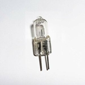 Ampoule de caisson lumineux 12V Plug-in G4 Ampoule d'éclairage de four 12V 20W Ampoule de four mobile 12V