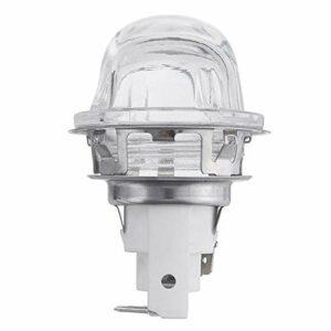 chifans Lot de 10 douilles de lampe pour four – Pour ampoules halogènes G9 – Convient pour micro-ondes, réfrigérateur, four jusqu'à 300 °C