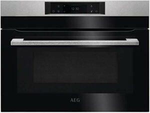 AEG KMK725880M Micro-ondes et grill avec connectivity