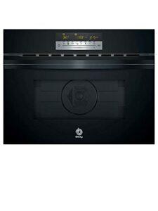 Balay 3CW5179N0 Micro-ondes intégrables avec air chaud Cristal Noir 60 x 45 cm