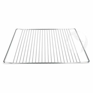 Grille plate pour four (original Beko) code : 240440101. Dimensions (464 x 360 mm).