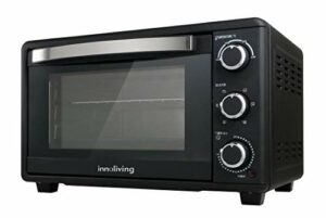 Innoliving INN-791 Micro-ondes standard 1500 W Matériau mix, noir