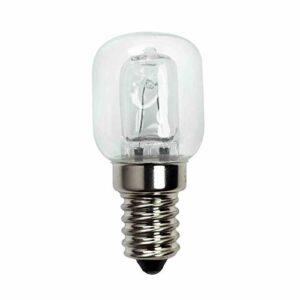 ampusanal Lampe De Four Ampoule De Four E14 25W Ampoule De Four Résistante À La Chaleur Jusqu'à 500 Degrés Peut Être Utilisée pour Les Fours Les Fours Grill Les Microondes Les Réfrigérateurs Reliable